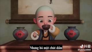 Tiểu Hòa Thượng Nhất Thiền, Clip Vô Cùng ý Nghĩa