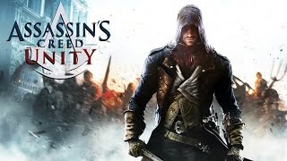 Assassin's Creed Unity All Cutscenes (Game Movie) HD