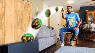 REGULAR GUYS TRY DUDE PERFECT TRICK SHOTS IN REAL LIFE!!! | Dude Average