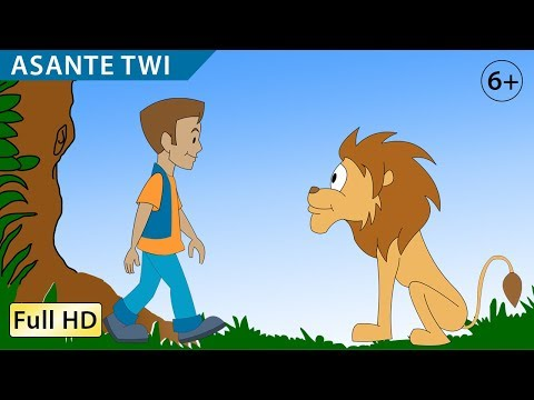 "The Greatest Treasure: Learn Asante Twi with subtitles Story for Children ""BookBox.com"""
