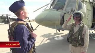 Nga lập căn cứ trực thăng ở Bắc Syria sau khi Mỹ rút quân (VOA)