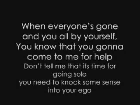 The Saturdays- Ego- Lyrics