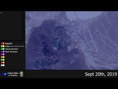 Area 51 Invasion Scenario