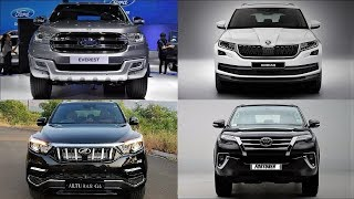 BEST SUVs IN INDIA UNDER Rs 30 LAKHS (2019)