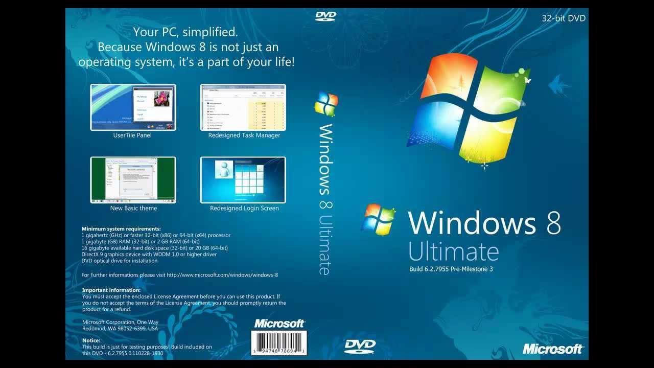 windows 8 ultimate pro