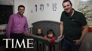 CA Judge Grants Citizenship To Twin Son Of Gay Couple After Other Son Was Given That Status | TIME