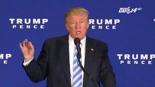 (VTC14)_Con đường phía trước của Tổng thống Donald Trump