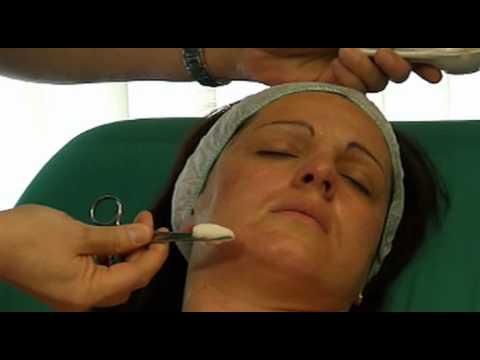 Peeling glicólico de Simildiet. Glycolic Peeling Treatment Simildiet.