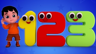 Junior Squad | Kids Nursery Rhymes - Numbers Song | Learn Numbers | Counting Song | Jr.Squad Kids Tv