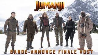 Jumanji : next level :  bande-annonce finale VOST