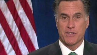Romney: Alarmed by Obama open mic gaffe