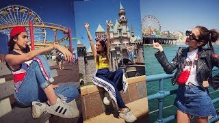 VLOG LOS ANGELES: FIESTA LEVI'S #501DAY, DISNEY Y SANTA MÓNICA | Fashion Diaries