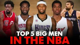 Ranking the top 5 big men in the NBA-USA TODAY Sports