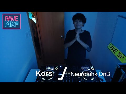 Kors at MAMA Radio (Neurofunk DnB)