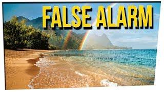 Hawaii & Japan Send Out Accidental Warnings ft. DavidSoComedy