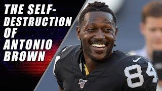 Raiders Considering Suspending or Cutting Antonio Brown