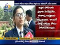 Varanasi Students Meet TDP MPs at Parliament