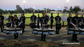 DCI 2017 | Blue Devils - Drumline