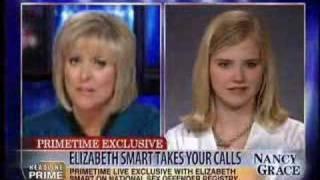 Insane Nancy Grace gets owned by Elizabeth Smart