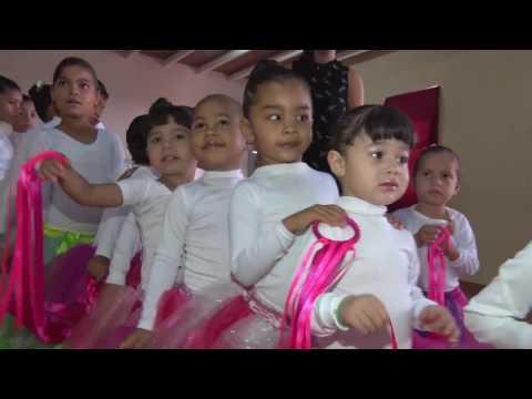 Primicias 2017 - Danzas Iglesia la Gloria es de Dios