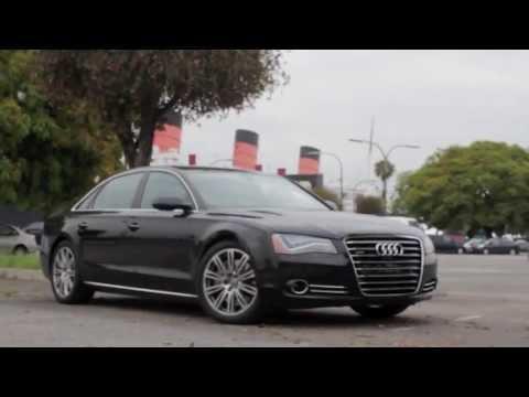 REVIEW: 2013 Audi A8 L