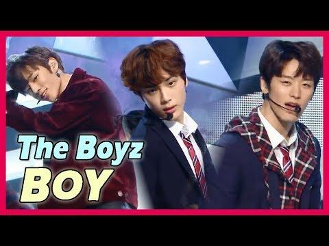 [HOT] THE BOYZ - Boy, 더보이즈 - 소년 20171209