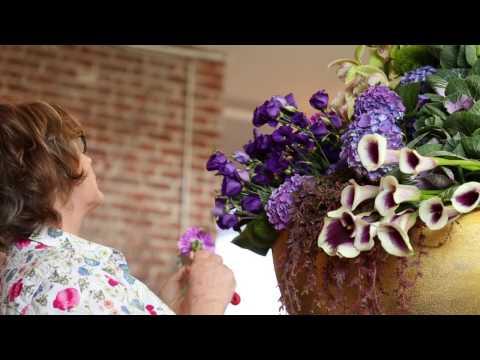Inspiring Spring Floral Design with Els Teunissen