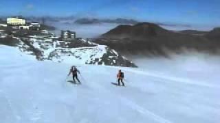Vídeo de esquí de fondo