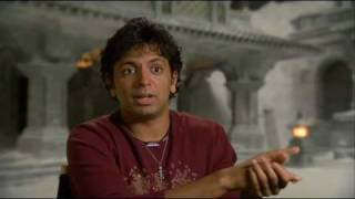 Interview with M. Night Shyamalan