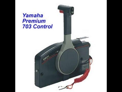 Yamaha 703 Remote Control Box Youtube