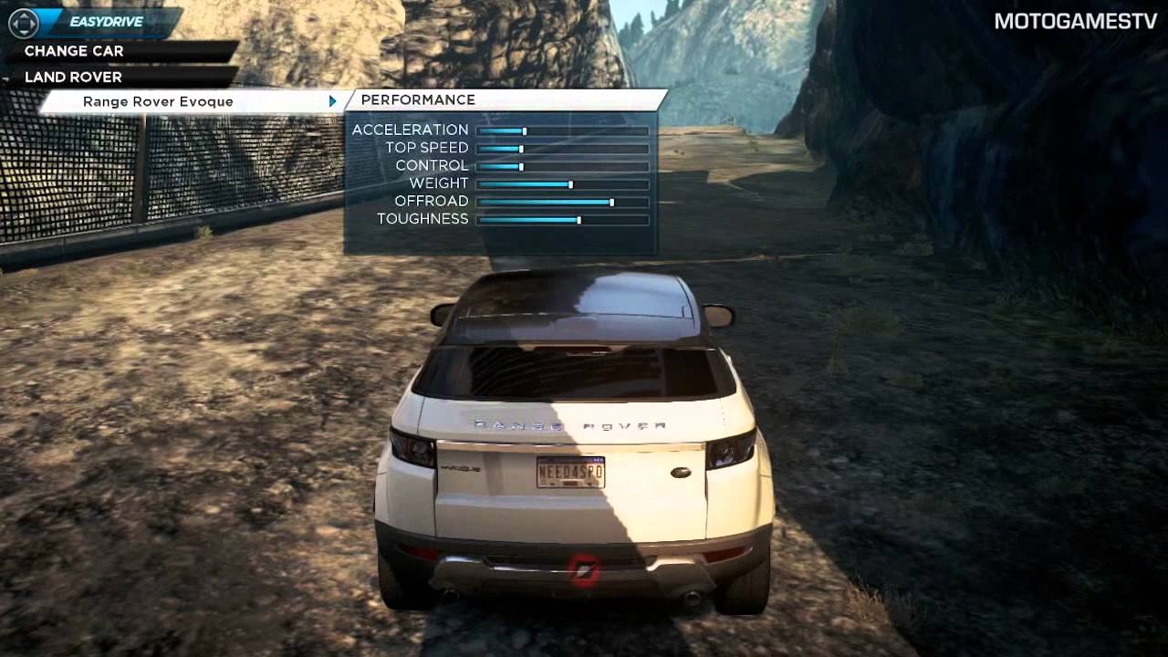 Cars From Need For Speed Most Wanted 2012 Youtube