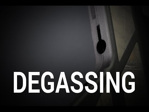 Benjamin Pioneer Airbow How To, Chapter 4 - Degassing