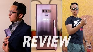 Who is the Galaxy Note 9 for?