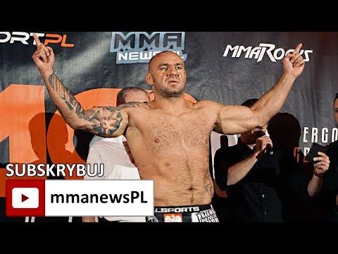 ACB 63: Przemysław Mysiala liczy na bonus za skończenie Carvalho i angaż w UFC