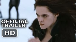 The Twilight Saga trailer
