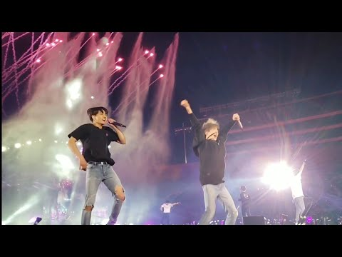 190505 So What @ BTS 방탄소년단 Speak Yourself Tour in Rose Bowl Los Angeles Live Concert Fancam