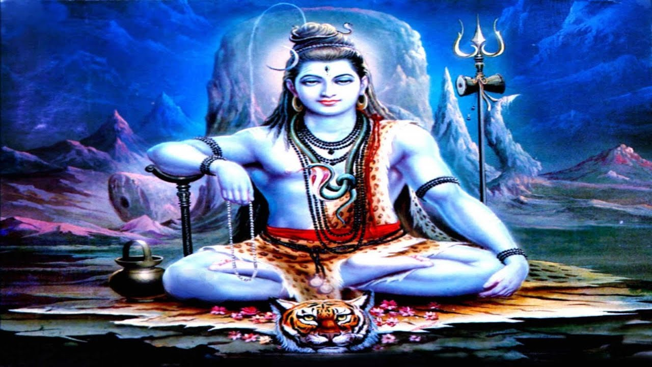 Lord Shiva Mantra - Very Powerful To Cure All Diseases ...