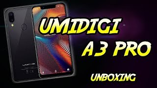 Video UMIDIGI A3 Pro 5xTWs37Vbm0