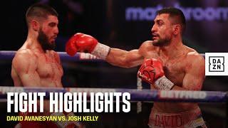 HIGHLIGHTS   David Avanesyan vs. Josh Kelly