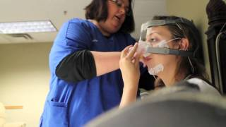 Inside a Sleep Study at Oklahoma Heart Institute