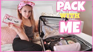 PACK WITH ME | TRAVEL ORGANIZATION HACKS | QUINN SISTERS