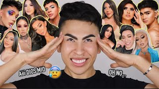 I Let My Friends Pick My Makeup.. | Louie's Life