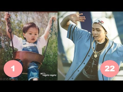 Johnny NCT Childhood | From 1 To 22 Years Old