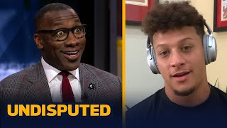 Patrick Mahomes speaks on his Super Bowl victory and $500M mega deal with Chiefs | NFL | UNDISPUTED