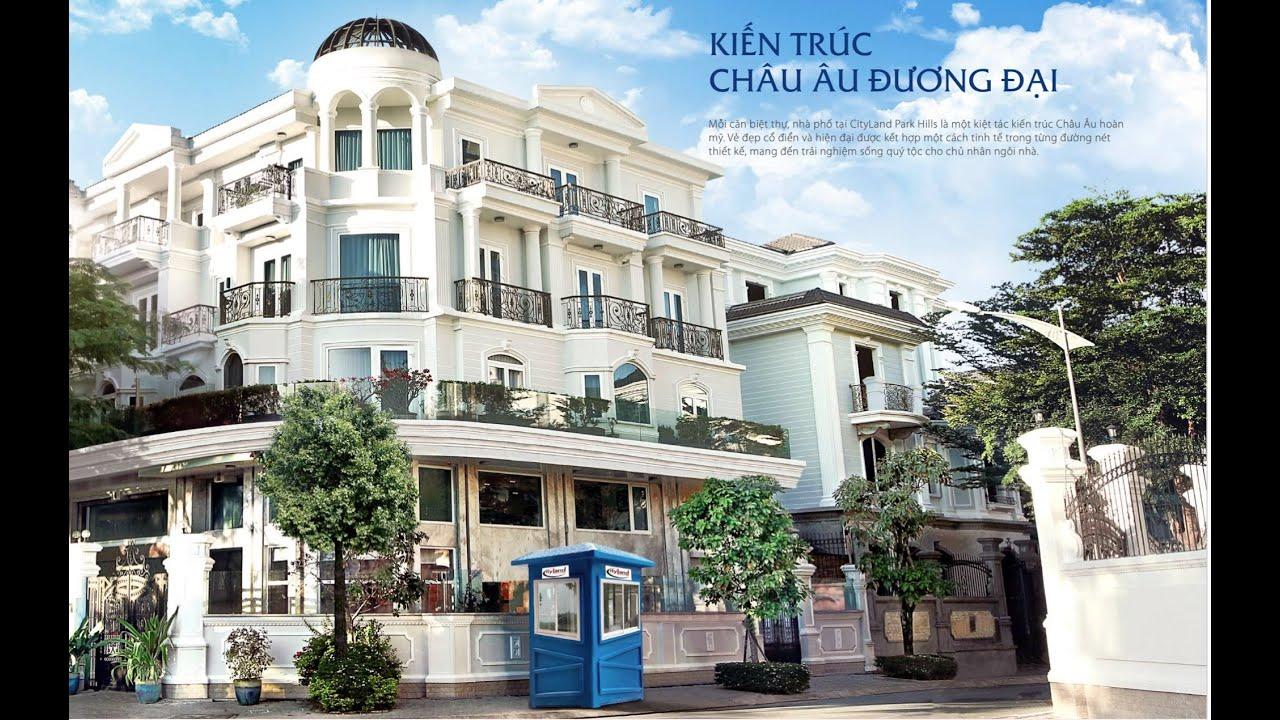 Căn góc kinh doanh mặt tiền Nguyễn Văn Lượng Cityland Park Hills nhận nhà ngay: 0934009768 video