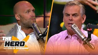 Kyle Turley talks Kyler Murray's potential, Andrew Luck's injury, Cowboys & more | NFL | THE HERD