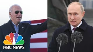 Biden Proposes Extending Russian Nuclear Treaty | NBC News NOW