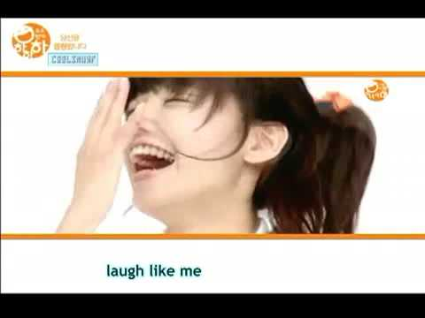 SNSD   Gee Girls Generation SNSD   HaHaHa MV Full ver  english subbed