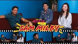 PUSH Bets Live: Sam Milby, nakapikunan daw si Yam Concepcion sa isang eksena