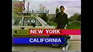 1986 - Yugo - Did You Know Commercial